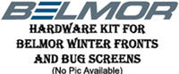Belmor Turnbutton Kit 75706 For Winter Fronts and Bug Screens
