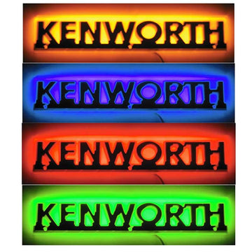 Kenworth Emblem Light