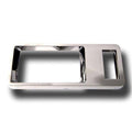 Chrome Driver or Passenger Side Dash Vent Cover