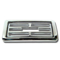 Chrome Center Dash Vent Cover