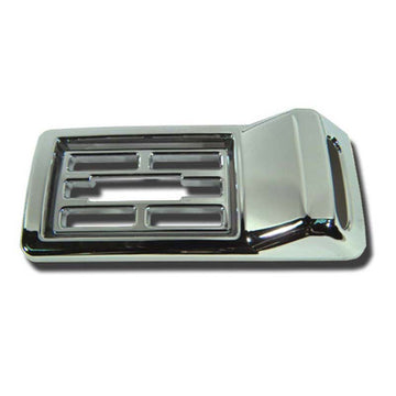 Chrome Passenger Side Dash Vent Cover