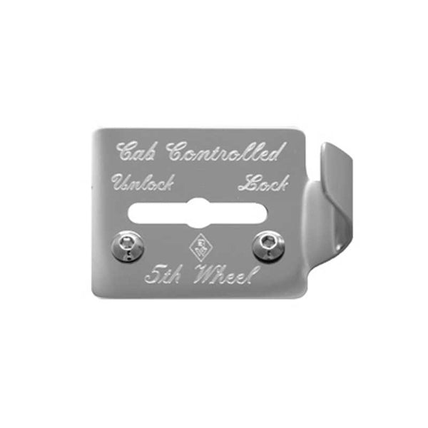 Stainless Steel Fifth Wheel Switch Guard