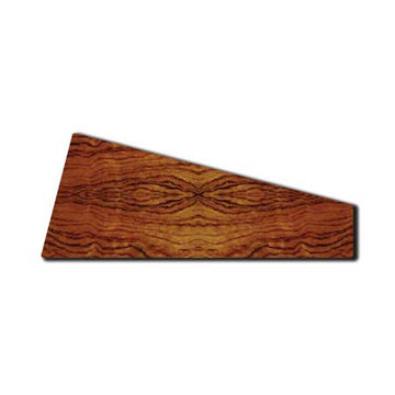 African Rosewood Dashboard Top Pocket Insert