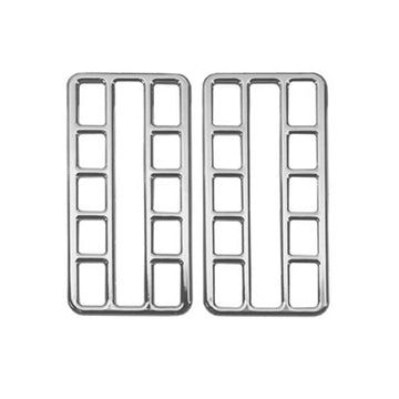 Chrome Vent Covers (Pair)