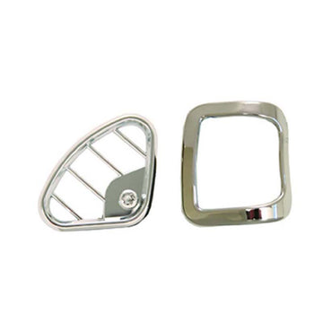 Chrome Window Defroster Vent Cover