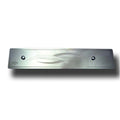 Engraved SS Under Glove Box Plate For 1987-1994 Peterbilt