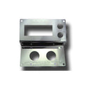 Stainless Steel Control Panel with Hole For XM Radio