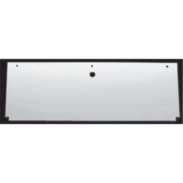 Universal 12 Inch Rear Center Panel Back Plate