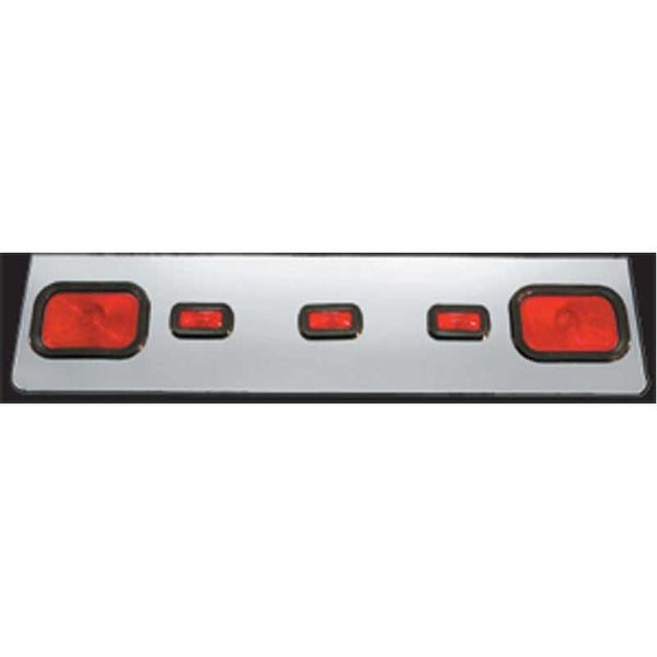 Universal 8 Inch Rear Center Panel