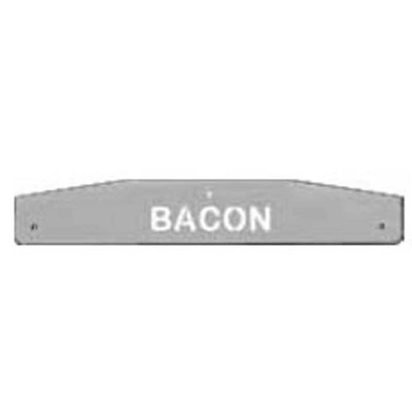 "Roadworks Designer Mudflap Weights ""Bacon"""
