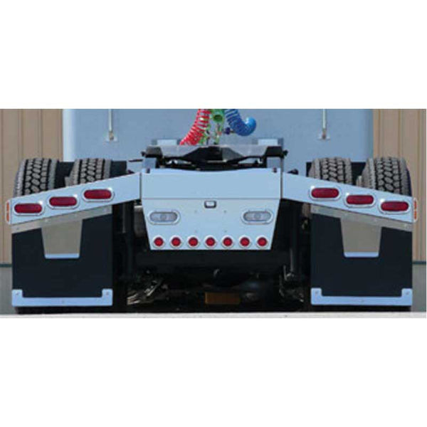 Universal Rear Angled Light Bars