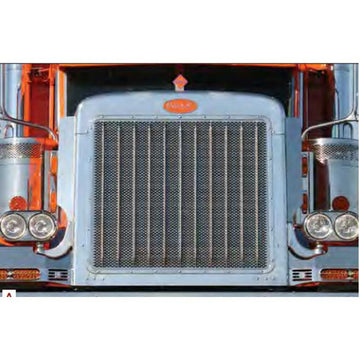 Kenworth Style Stainless Steel Grille Bars
