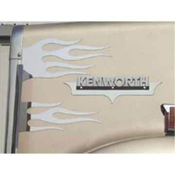 Kenworth Side of Hood Trim