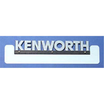 "Kenworth Side of Hood Logo Trim - ""Emphasis"""