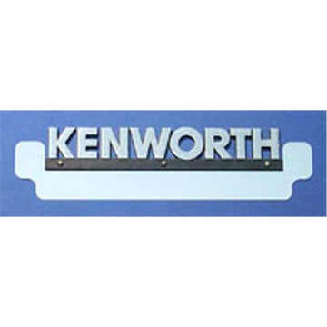 "Kenworth Side of Hood Logo Trim - ""Enrichment"""