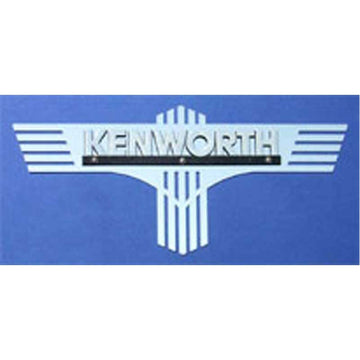 "Kenworth Side of Hood Logo Trim - ""Phoenix"""