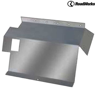 Kenworth Lower Heater Cover