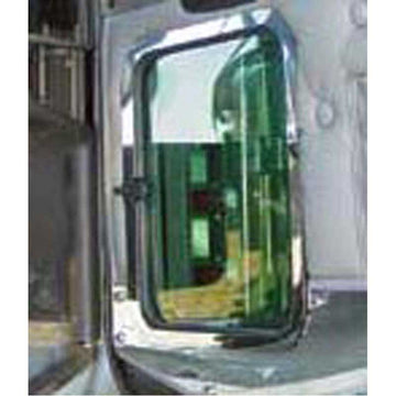 Kenworth Interior View Window Trim