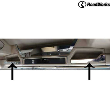 T680/T880 Headliner Outer Pocket Trims