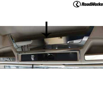 T680/T880 Upper Headliner 2 Piece Storage Pocket Trim