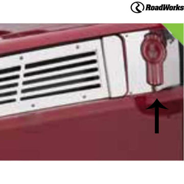 T880 Behind Side Intake Logo Trim