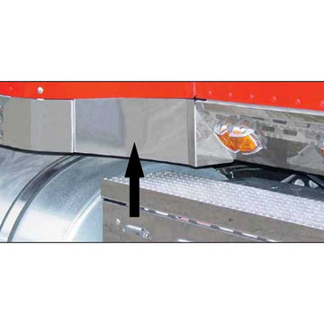 Angle Under Cab-to Sleeper Trim