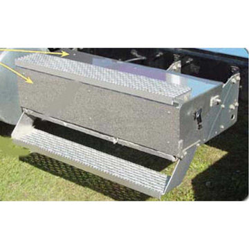 International 48.3 Inch Battery & Tool Box Cover With Hardware