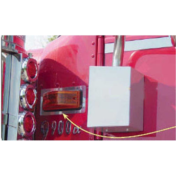 International I-Model Cab Behind Air Cleaner Turn Signal Trims
