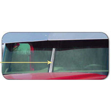 International Front Exterior Trim