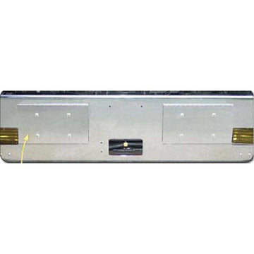 International 9900I And 5900I Hinged 1 Plate Tow Pin Cover