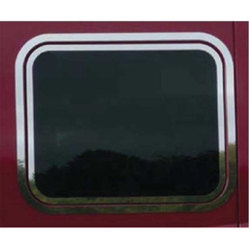 LoneStar/ProStar Sleeper Window Trim