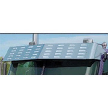International 13.8 Inch Louvered Drop Visor