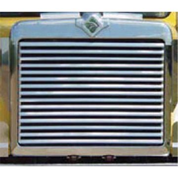 International 9370 15 Bar Louver-Style Grill