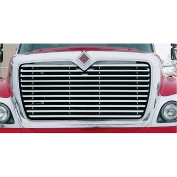 7600 WorkStar Replacement Grill With 11 Louver-Style Bars