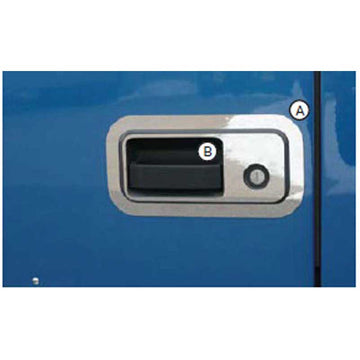 Volvo VT / VN Cab Door Handle Surrounds