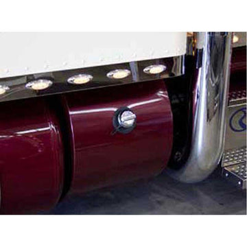 Peterbilt Medium 18 Gallon DEF Tank Covers