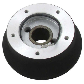Kenworth, Mack, Peterbilt, Volvo And Western Star 5 Hole Black Hub Adapter (SC-913)