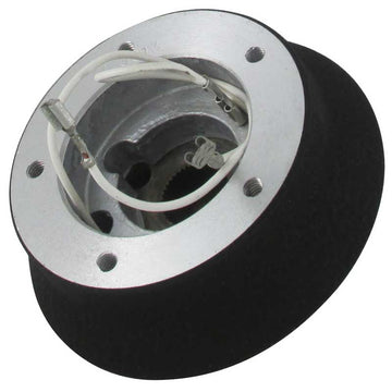 Kenworth And Peterbilt 5 Hole Black Hub Adapter (SC-916)
