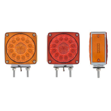Super Diode Double Face Double Post Marker/Turn Signal