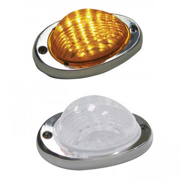 Freightliner Sleeper 35 Amber LED Marker & Turn Light