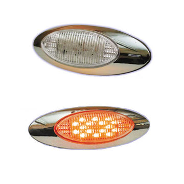 Oval Generation 1 Marker 16 LED Light