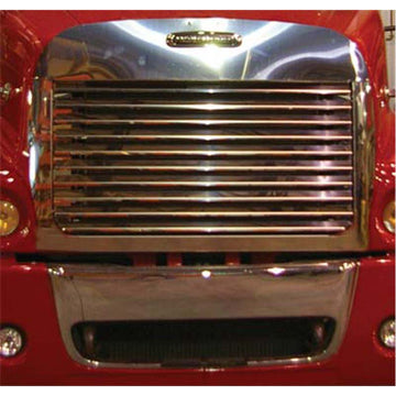 Century Class Hoodshield Bug Deflector, Louvered Grill  Surround