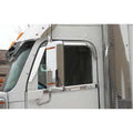 TRUX Freightliner Coronado Door Window Shades