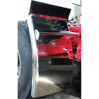 "31"" or 34"" Quarter Fender Post Mount Kit with Triangle Mounts"