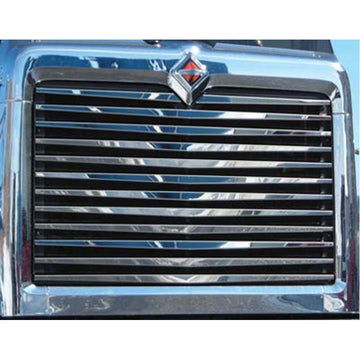 International 9900 Series Horizontal Grill Bars