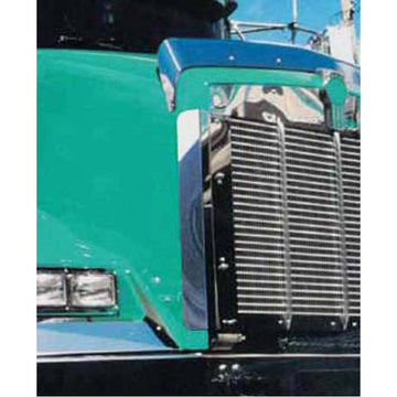 Kenworth T800 Side Hood Deflectors