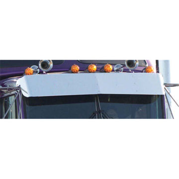 15 Inch Kenworth Flat Glass Sunvisor