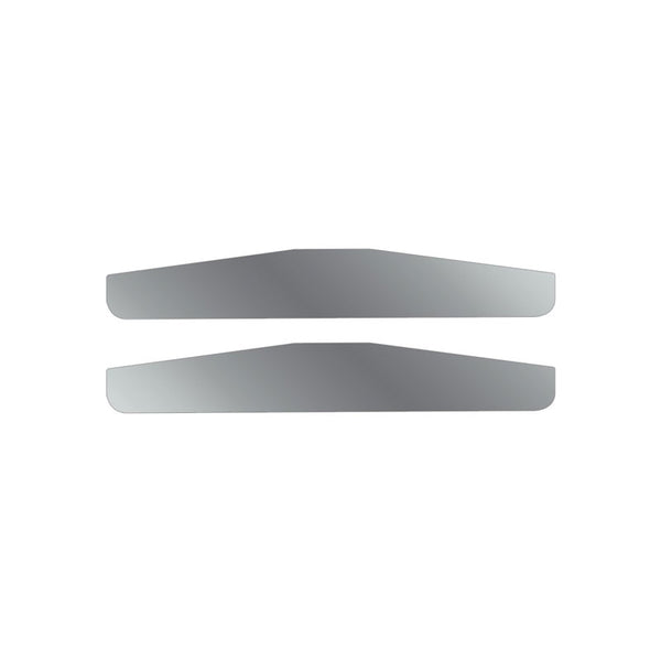 TRUX Stainless Steel Mud Flap Weights