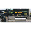 Volvo VT880 Sleeper Wind Deflector