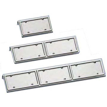 TRUX Volvo VN License Plate Holders